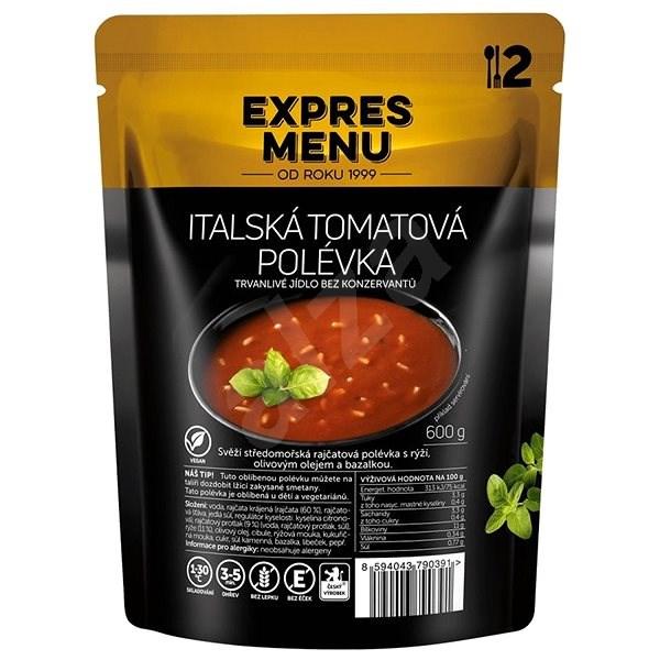 Expres Menu Rajská polévka s rýží - MRE