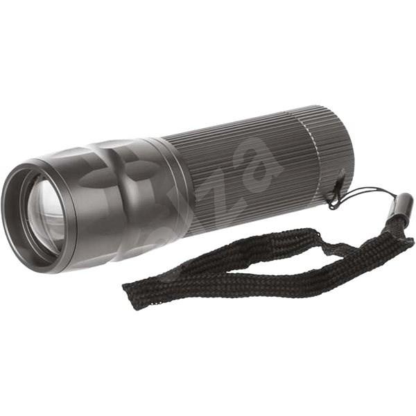 EMOS 7W LED, na 4x AAA, FOKUS - Baterka