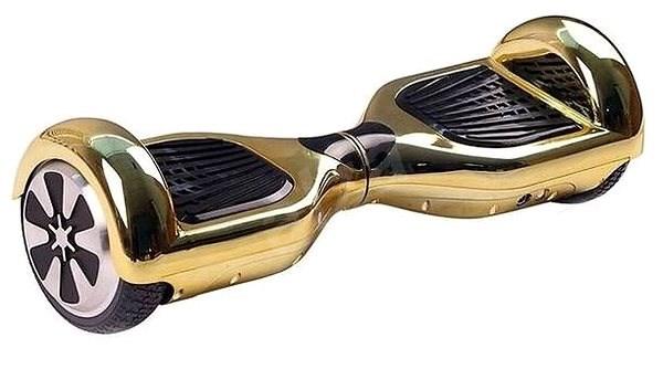 Urbanstar GyroBoard B65 Chrom GOLD - Hoverboard
