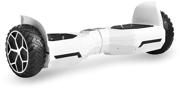 Urbanstar OFF65 WHITE - Hoverboard