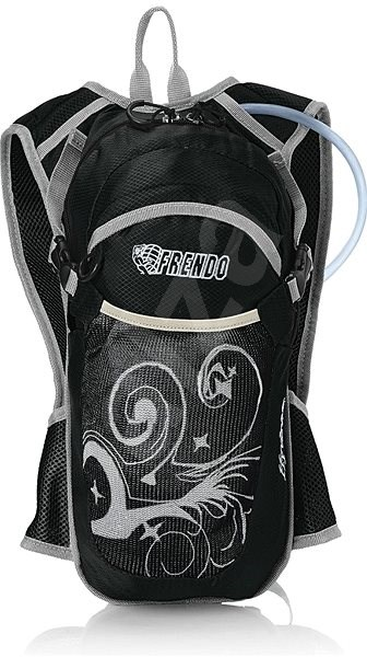 18bdf2e4d9 Frendo Hydrax - Black (Water Bladder Included) - Sportovní batoh ...