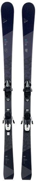 Fischer My Turn 68 + W9 SLR vel. 150 - Dámské sjezdové lyže