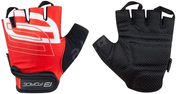 Force SPORT, červené XL - Cyklistické rukavice