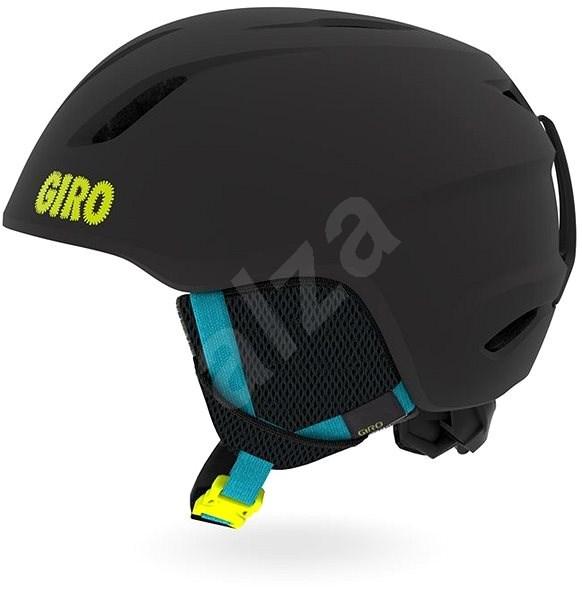 GIRO Launch Mat Black Sweet Tooth XS - Lyžařská helma