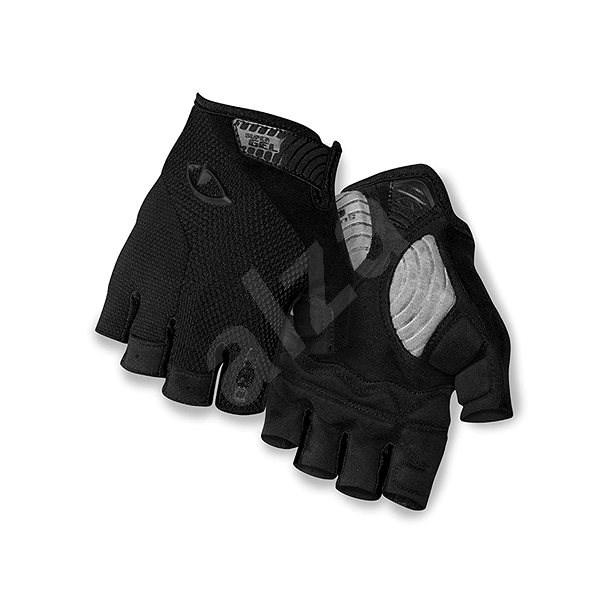 Giro Strade Dure Black M - Cyklistické rukavice