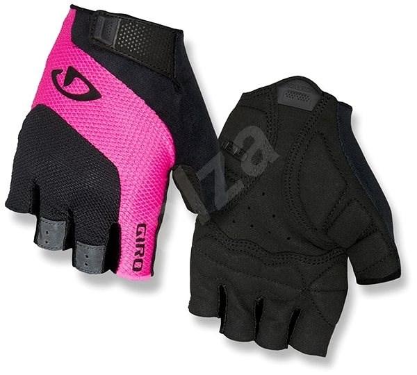 Giro Tessa Black/Pink - Cyklistické rukavice
