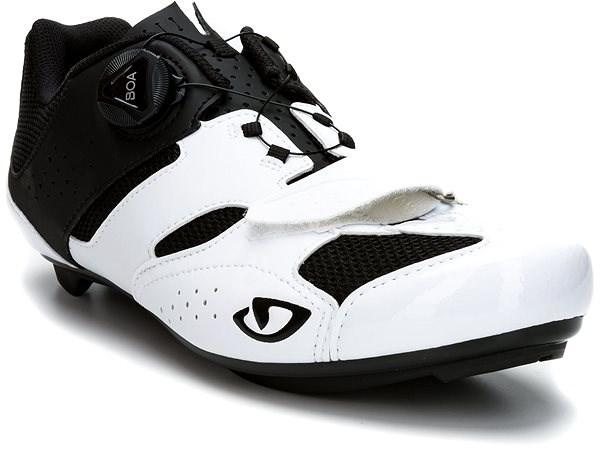 5fd87ef901 GIRO Savix White Black 45 - Tretry