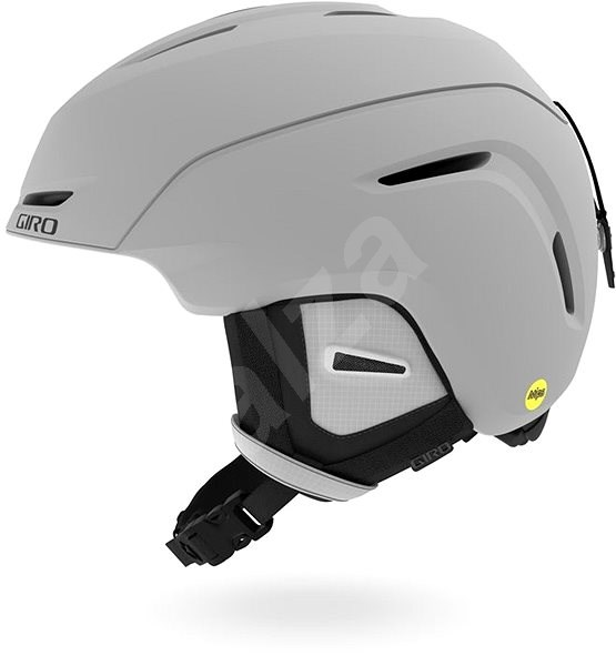GIRO Neo MIPS Mat Light Grey L - Lyžařská helma