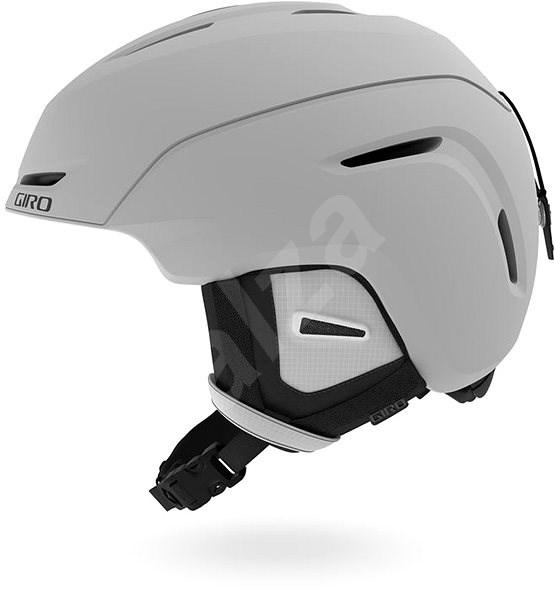 GIRO Neo Mat Light Grey S - Lyžařská helma