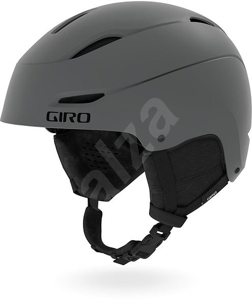 GIRO Ratio Mat Titanium vel. L - Lyžařská helma