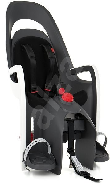 Hamax Caress Plus - adapter šedá / černá - Dětská sedačka na kolo