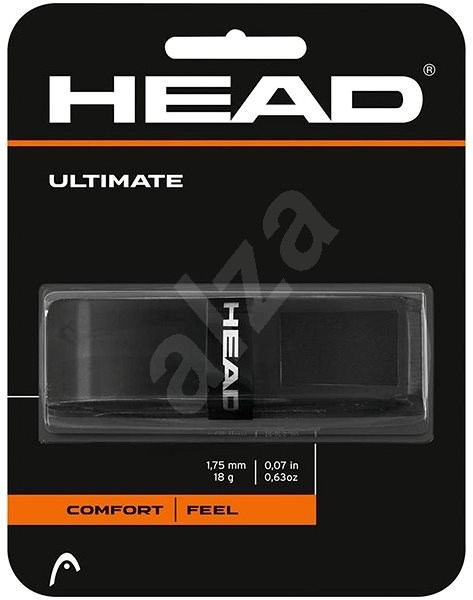 Head Ultimate černý - Grip