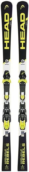 Head WC Rebels i.Race SW RP + FF EVO 11 vel. 165cm - Sjezdové lyže