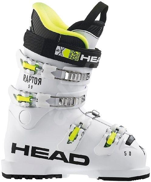 Head Raptor 50 vel. 33 EU  210 mm - Dětské lyžařské boty  4b21a8ecc8