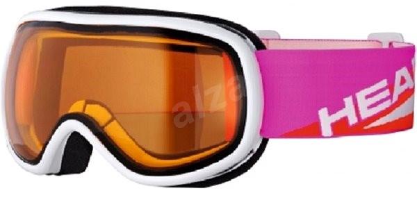 Head Ninja white/pink - Lyžařské brýle