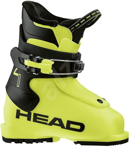 Head Z 1 yellow/black vel. 25 EU / 165 mm - Lyžařské boty