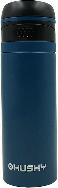 Husky Thermo Bottle 220 Modrá 2017 - termoska  233d5f04608