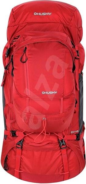 7ab3bf25a0 Husky Ravel 70+10 červený - Turistický batoh