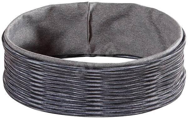 Prana Reversible Headband Charcoal ziggie velikost UNI - Čelenka ... e10bf75fb1
