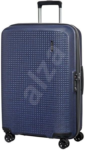Samsonite Pixon SPINNER 68 Dark Blue - Cestovní kufr s TSA zámkem