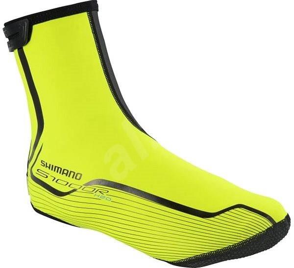 Shimano Road S1000R H2O žlutá vel. XXL - Návleky