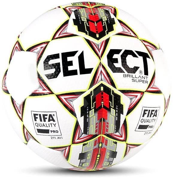 Select Brillant Super HS velikost 5 - Fotbalový míč  cf22edd926