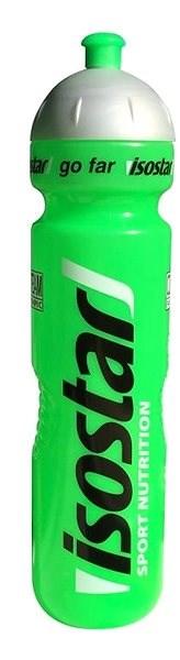 Isostar láhev, 1000ml zelená - Láhev na pití
