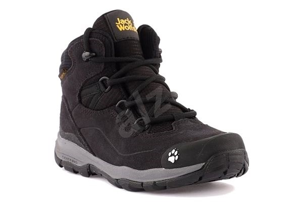 Jack Wolfskin MTN Attack 3 LT Texapore Mid K black EU 35/213mm - Outdoor shoes