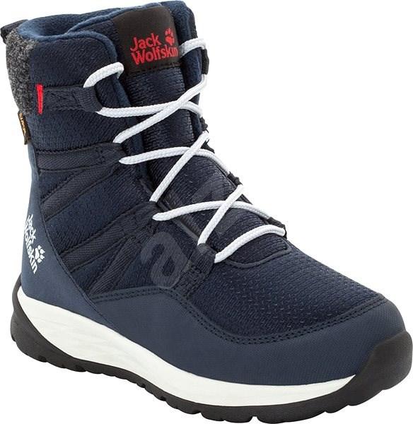 Jack Wolfskin Polar Bear Texapore High K blue EU 32/193mm - Outdoor shoes