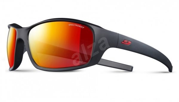 Julbo Run SP3 CF Red black/red - Brýle