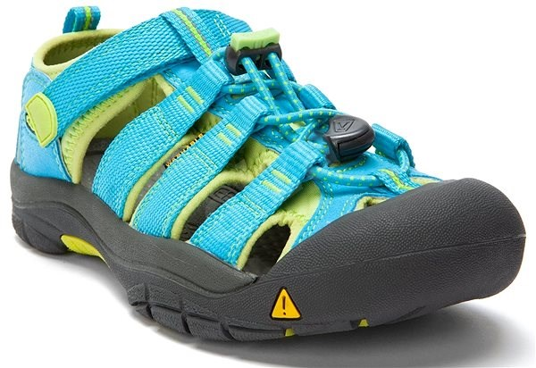 KEEN NEWPORT H2 JR. hawaiian blue/green glow EU37/232mm - Sandals