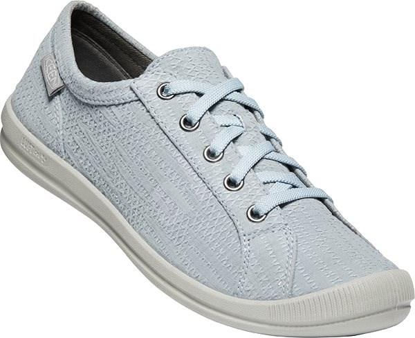 Keen Lorelai Sneaker Hemp W blue EU 39,5 / 251 mm - Trekové boty