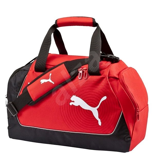 Puma evoPOWER Medium Bag puma red-black-white - Sportovní taška ... d20795e1400
