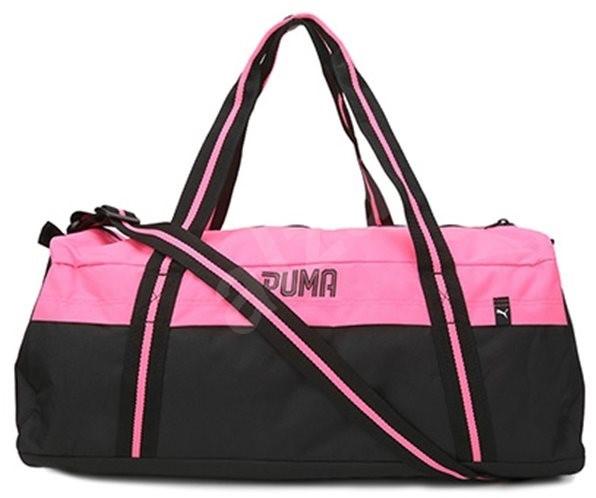 Puma Fundamentals Sports Bag II Puma Black-KN - Sportovní taška ... ffe6871dba