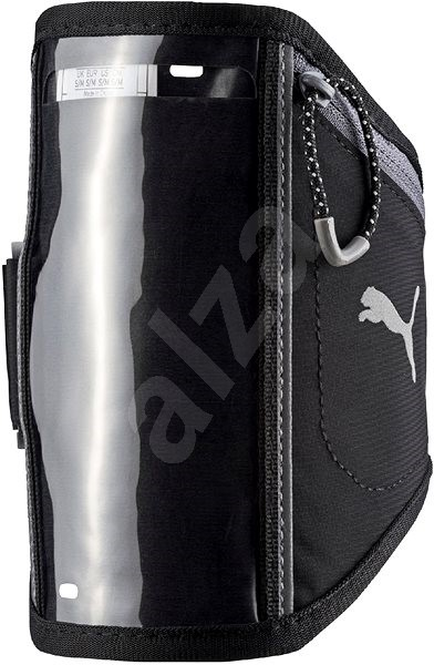 Puma PR I Sport Phone Armband Black-Quie vel. L/ XL - Pouzdro
