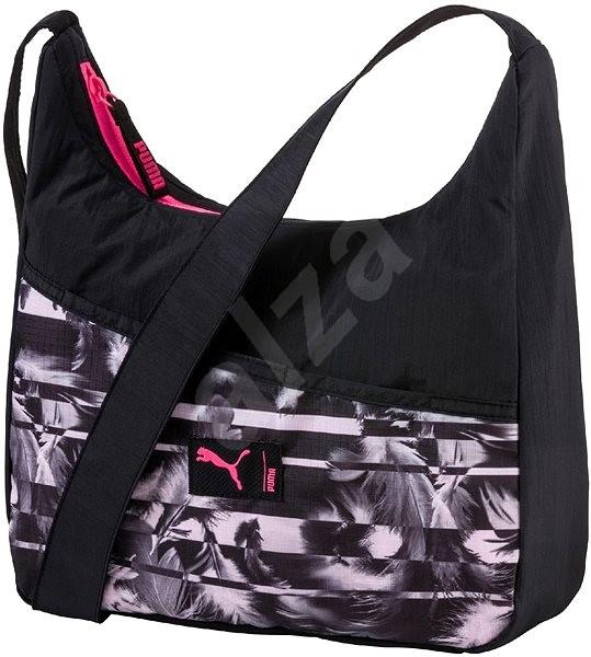 Puma Studio Small Shoulder Bag Puma Black-Pum - Sportovní taška ... d974d82f61