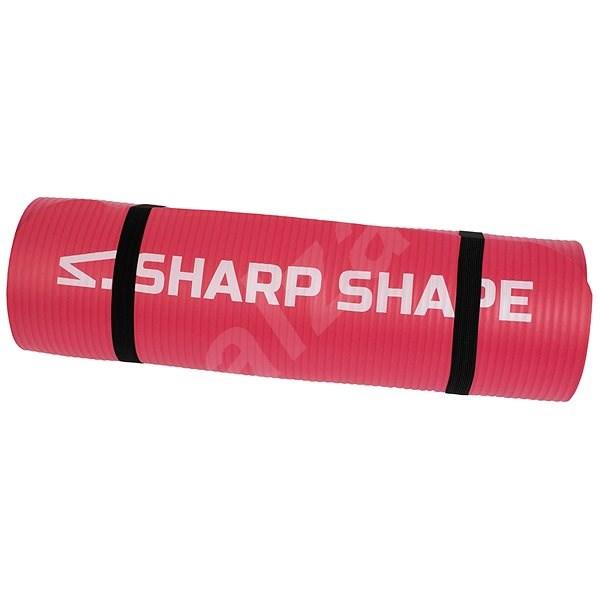 Sharp Shape Mat red - Podložka na cvičení