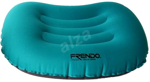 Frendo Inflating Pillow - Green - Polštář