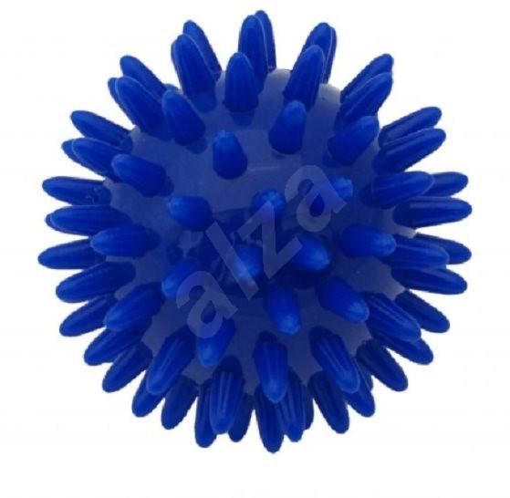 Kine-MAX Pro-Hedgehog Massage Ball - modrý - Masážní míč