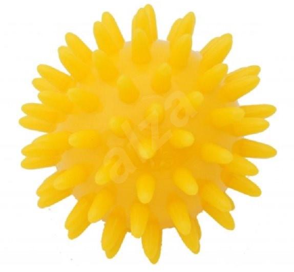 Kine-MAX Pro-Hedgehog Massage Ball - žlutý - Masážní míč