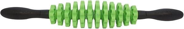 Kine-MAX Radian Massage Stick - zelená - Masážní tyč