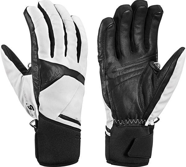 d1bc38a2bc9 Leki rukavice Glove Equip S GTX Lady black-white vel. 7 - Rukavice ...