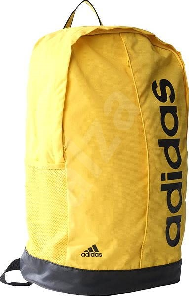 Adidas Linear Performance Backpack Yellow