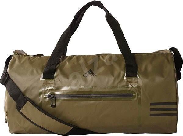 Adidas Climacool Teambag Olive Cargo - Sportovní taška  2edb1e2f25