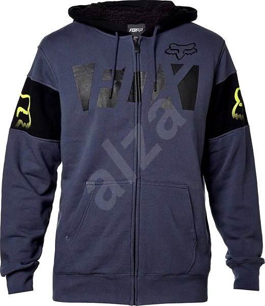 32bbbe0627 FOX Libra Sherpa Zip Fleece -S
