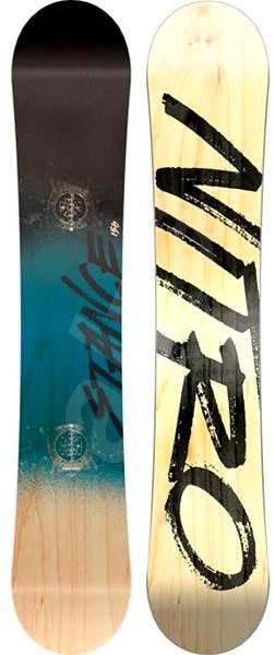Nitro Stance Wide vel. 153cm - Snowboard