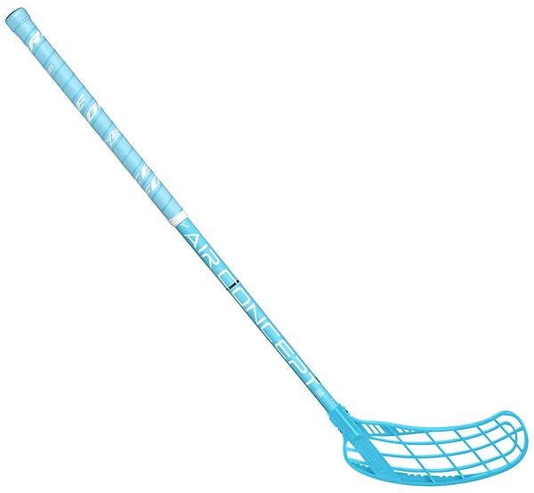 Zone FORCE Air JR 35 ice blue 75cm L-16 - Florbalová hůl  7af41a2dc9
