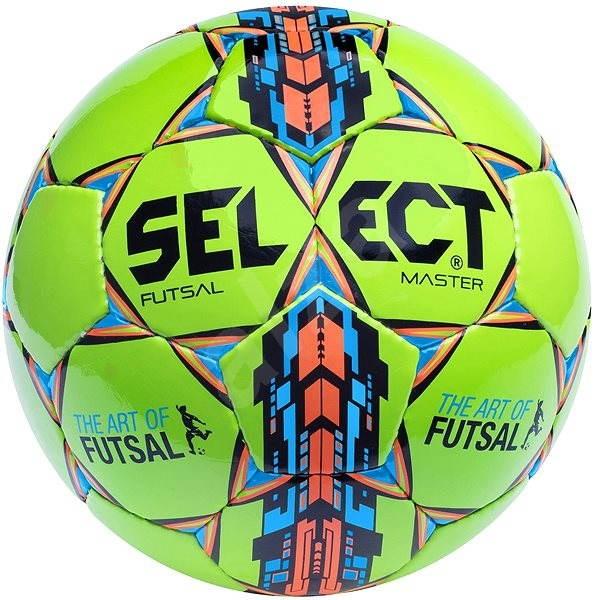 8c2f63b8de Select Futsal Master zeleno modrý - Futsalový míč
