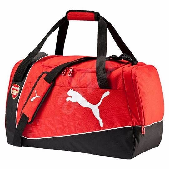 Puma Arsenal Medium Bag puma red-bl - Sportovní taška  44419b10df