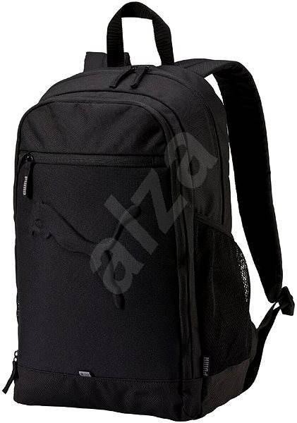 56347d3bb6 Puma Buzz Backpack black - Batoh